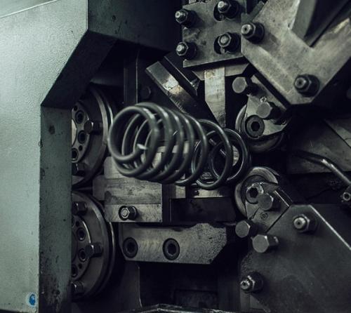 弹簧机械应用
