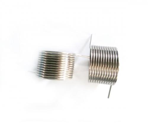 大外径镀镍扭簧